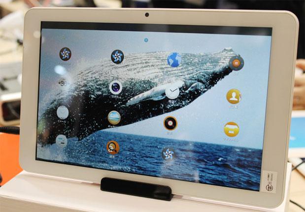 Планшет на ОС Tizen для разработчиков приложений (8 фото)