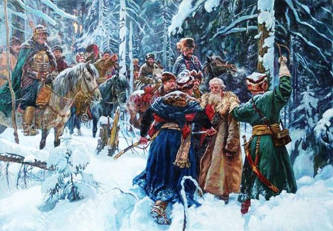 Польша требует дополнительного расследования обстоятельств гибели своего воинского подразделения зимой 1613 года