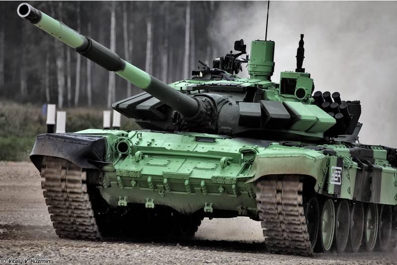 ARMYGAMES-2016 - финал соревнований по танковому биатлону