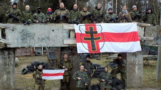 В Киеве презентовали план гибридной войны против Белоруссии