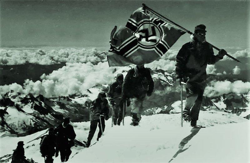 Одолеть «Эдельвейс». Как Эльбрус освободили от знамен Гитлера вов, день в истории, кавказ, чтобы помнили, эльбрус