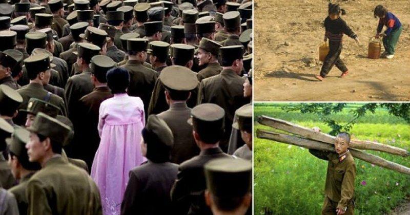 15 самых обычных вещей, которые запрещено делать в Северной Корее