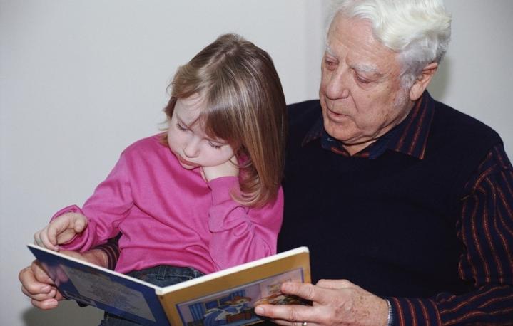 Бабушка и дедушка  как последний оплот традиционных ценностей