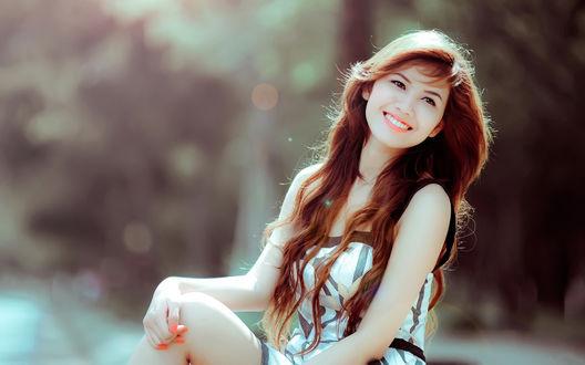 Красивые и милые девушки улыбаются (11 фото)