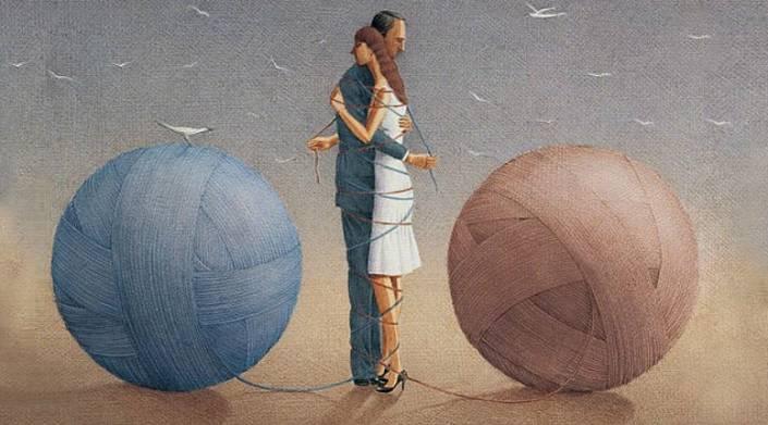 Любовь измеряется мерой прощения, привязанность – болью прощания