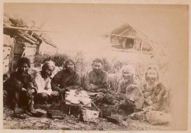 Редкие фотографии повседневной жизни на Сахалине конца XIX — начала XX века