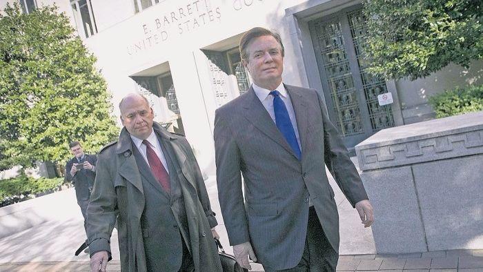 Дело Манафорта: Кого в Украине ФБР подвесит на крючок?
