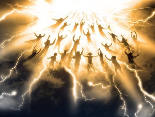 Когда душа готова к новому воплощению
