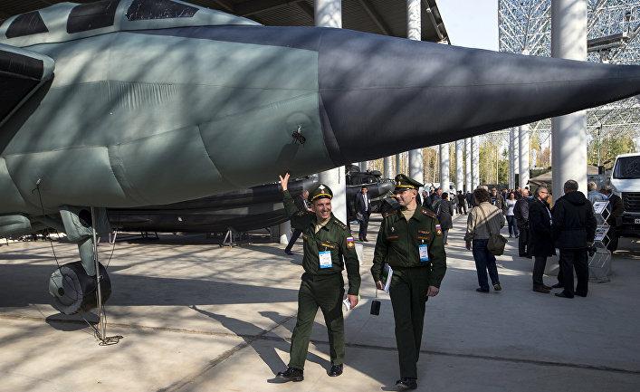 Новое оружие в российском арсенале — надувное (The New York Times, США)
