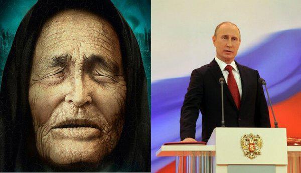 Расшифровано новое пророчество Ванги о Путине и инопланетянах