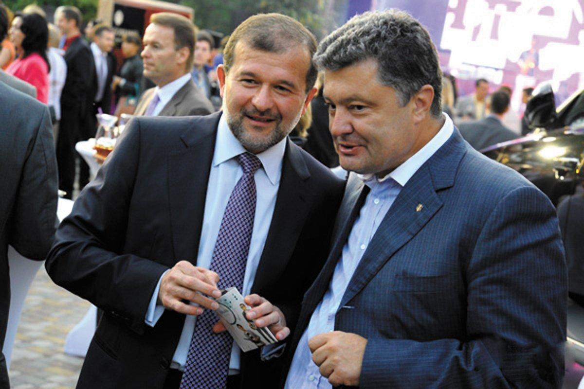 Хозяин Закарпатья призвал Порошенко провести референдум об отделении Донбасса