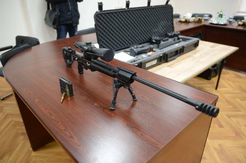 К серийному выпуску готова новая снайперская винтовка, созданная в рамках ОКР «Точность»
