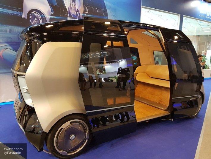 Fiat совместно с BMW и Intel займутся масштабными разработками беспилотных авто