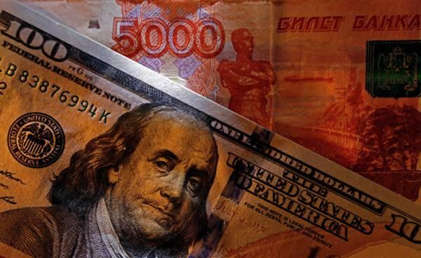 Россия выходит из-под долларового ига