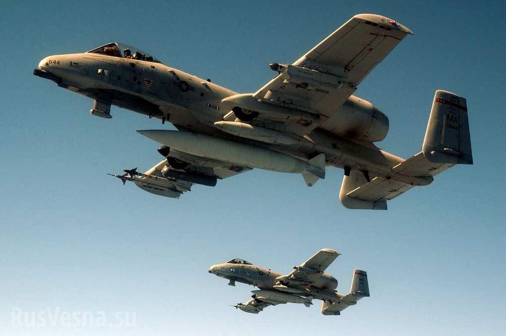 Атака США в Сирии грозит чудовищной катастрофой: могут погибнуть сотни тысяч