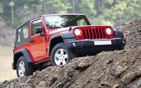 Обнаружена новая партия небезопасных внедорожников Jeep Wrangler