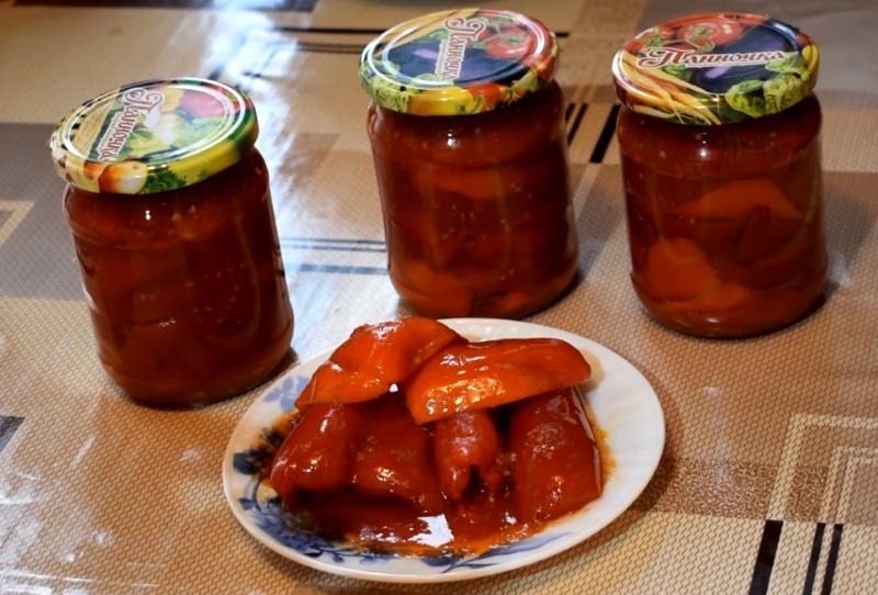 что приготовить из болгарского перца и моркови