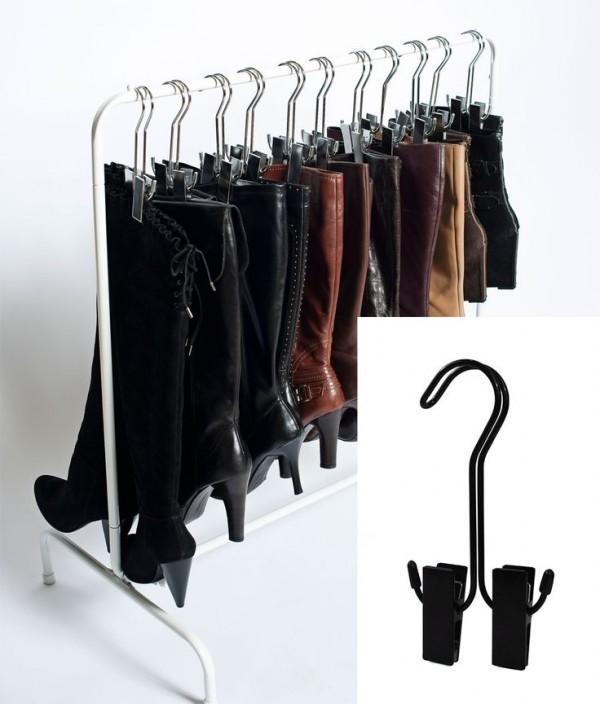 Полезные лайфхаки, которые помогут раз и навсегда навести порядок в шкафу