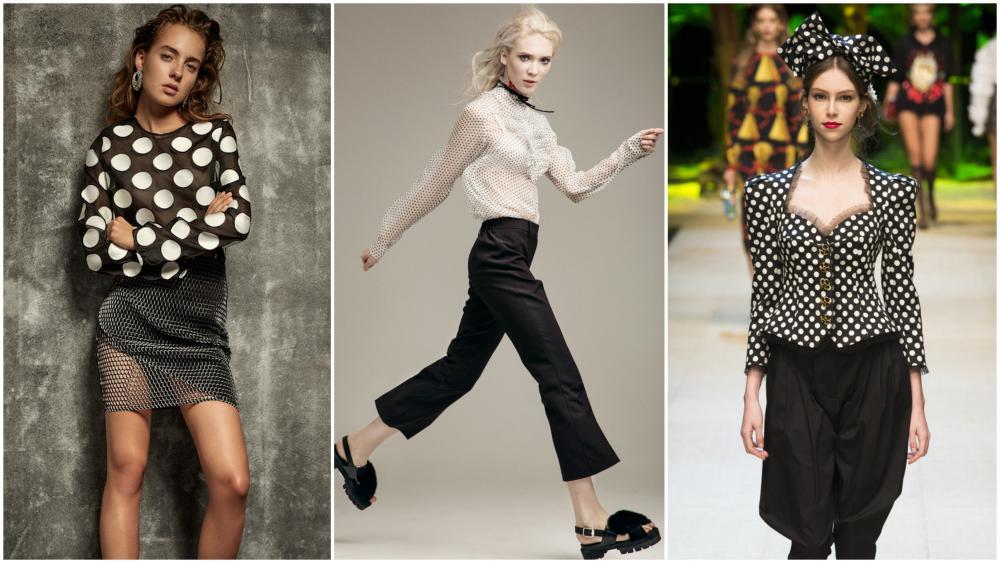 Блузки 2017 Года Модные Тенденции