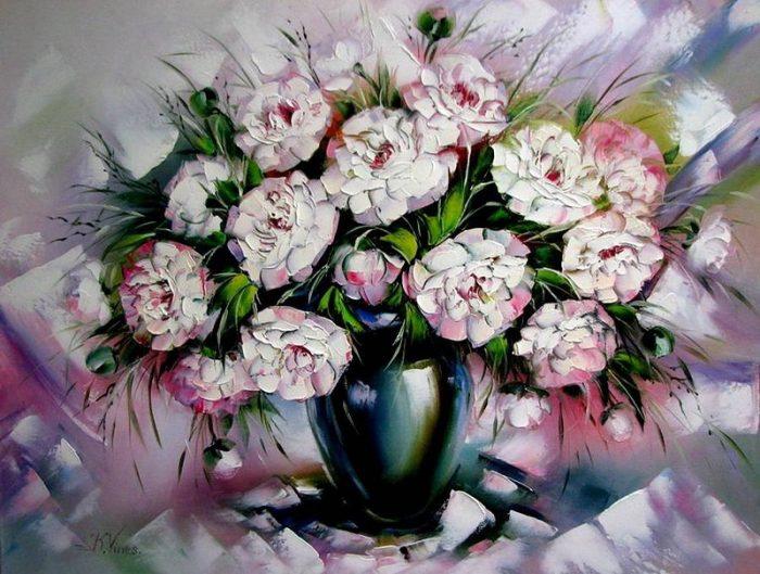 художник Екатерина Сенив картины – 23