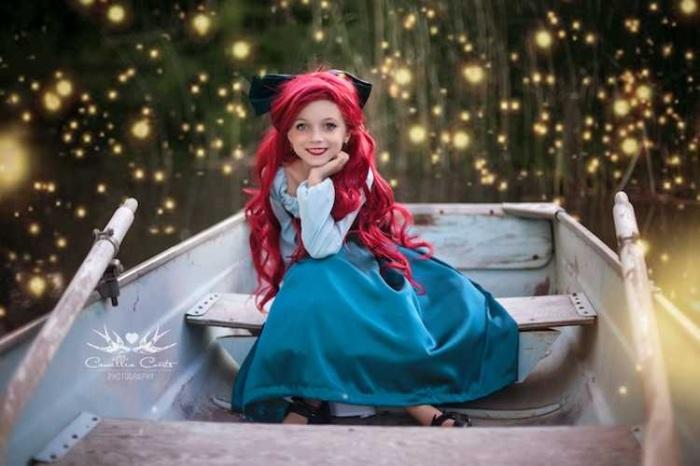 Маленькая принцесса. Автор: Camillia Courts.