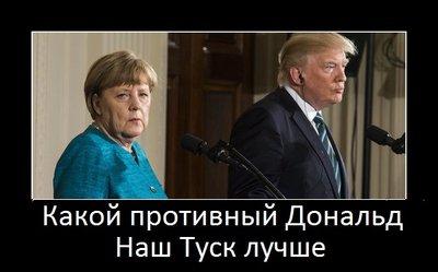 СМИ: Трамп выставил Меркель счет на 375 миллиардов долларов за услуги НАТО