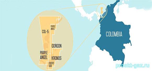 Колумбия мечтает стать главным газодобытчиком Карибского моря