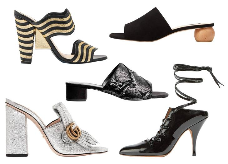Gucci, Fendi, H&M, Mango, Givenchy