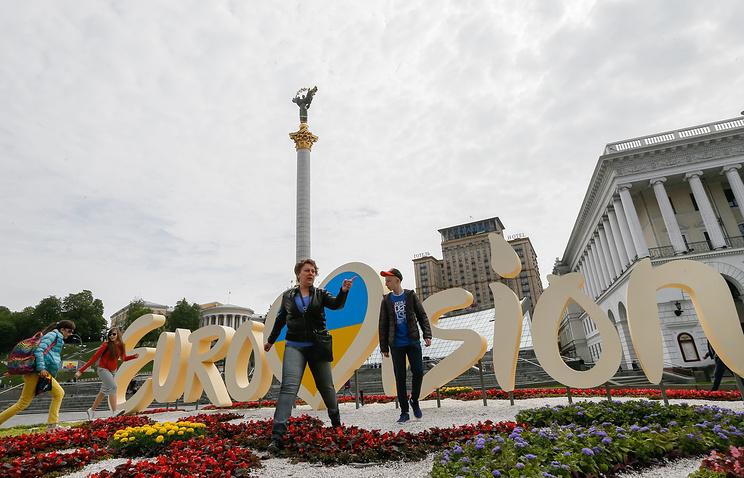 """Организаторы """"Евровидения"""" решили ввести санкции против РФ и Украины"""