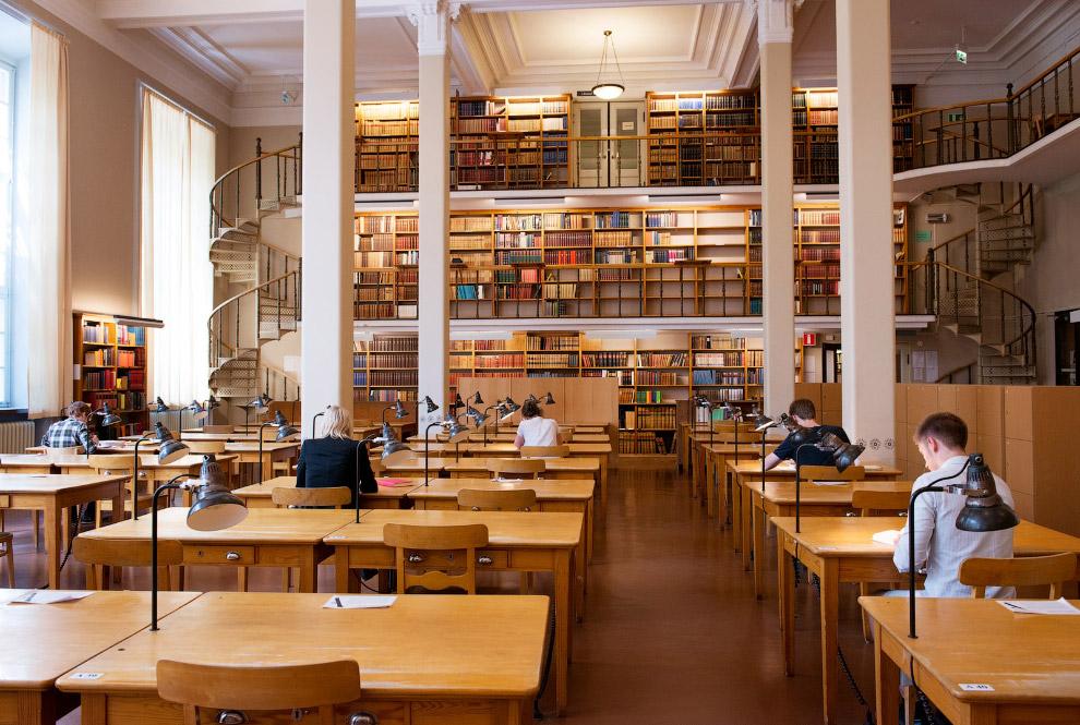 Красота известных университетов мира