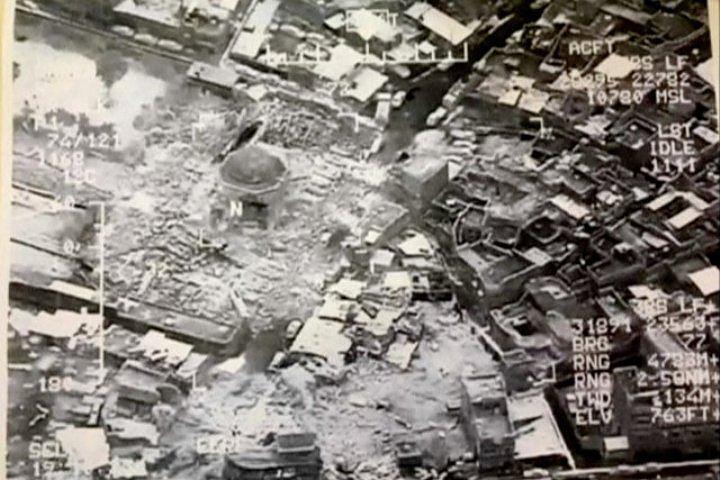 Премьер Ирака: Взорвав мечеть в Мосуле, ИГ* признала свое поражение