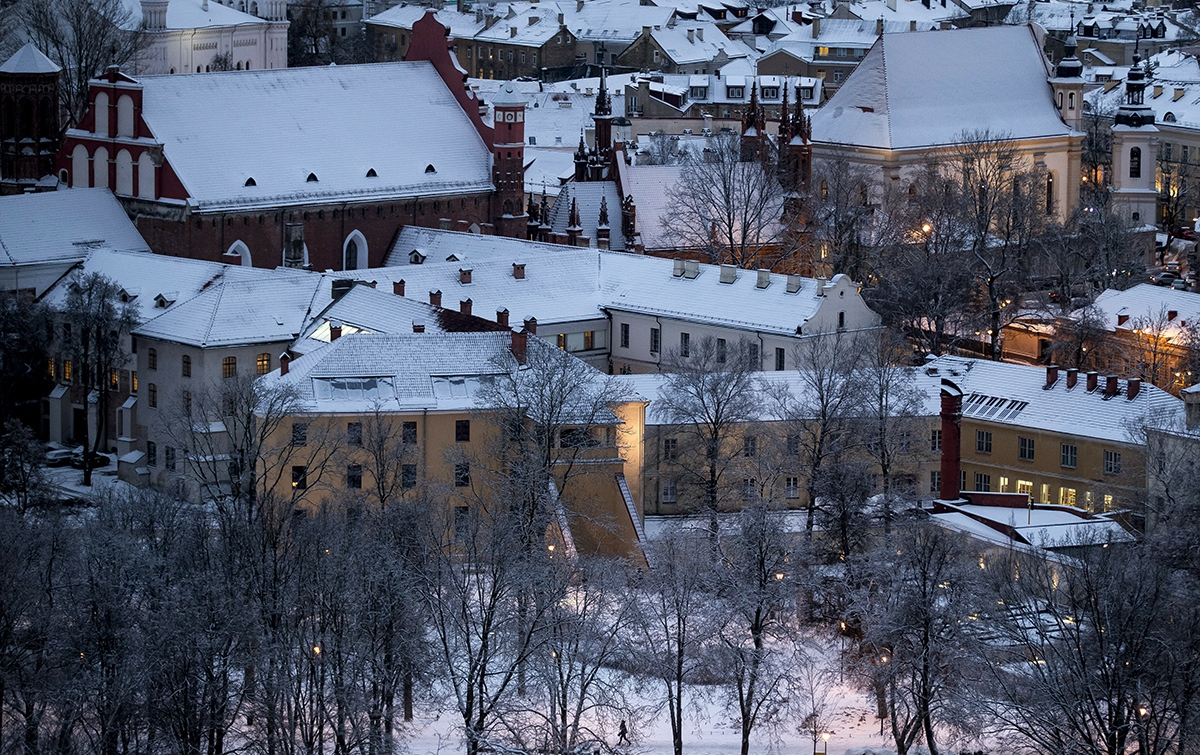 Сказочный город: разрушение мифов о европейской Литве