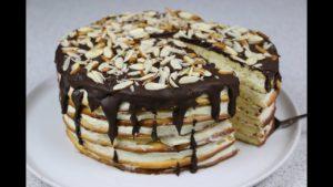 Приготовить вкусный торт дома