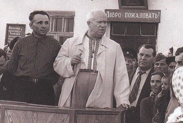 Зачем Хрущев отдал Крым Украине.