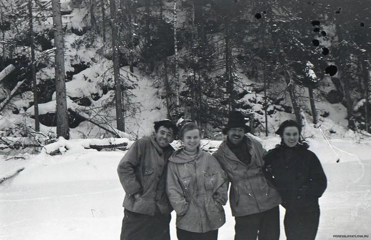 Новые версии гибели группы Дятлова
