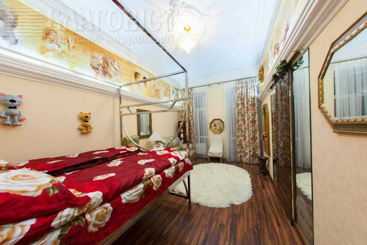 Заповедник золотых диванов или стильная квартира в Киеве