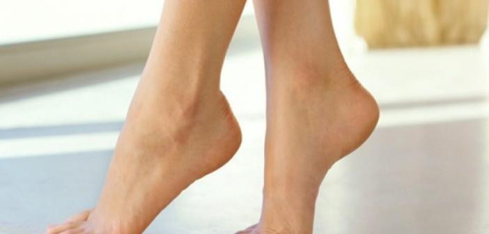 Новый способ похудения: ходьба на носочках