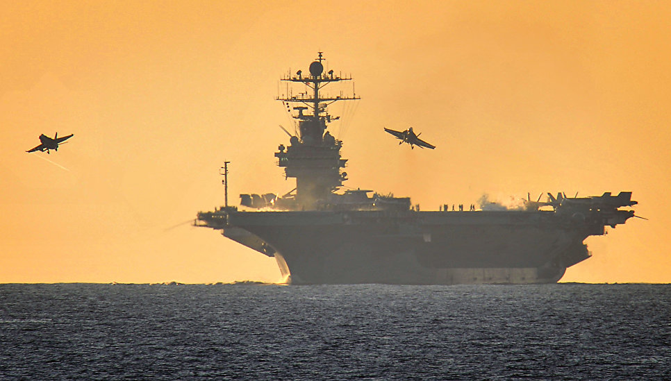 Почему замашки США на КНДР значительно опаснее удара по Сирии