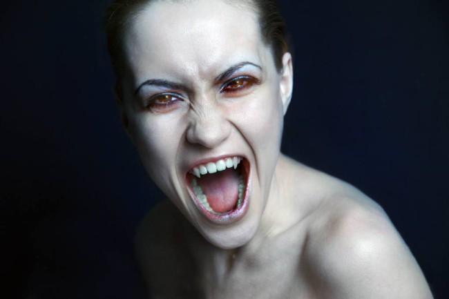 Вампиры наших дней