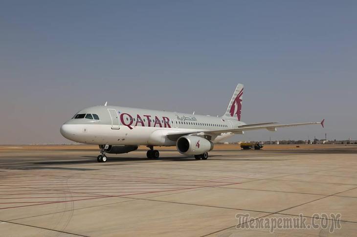 Катар — восточная сказка «Тысяча и одна ночь»