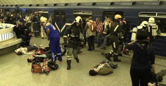СМИ называют имя человека, стоящего за терактом в метро Санкт-Петербурга