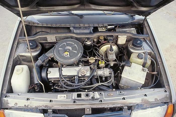 Ваз 2108 двигатель новый