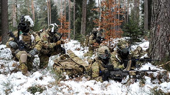 Пентагон подтягивает тылы к границе России