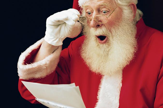 Женское письмо Деду Морозу