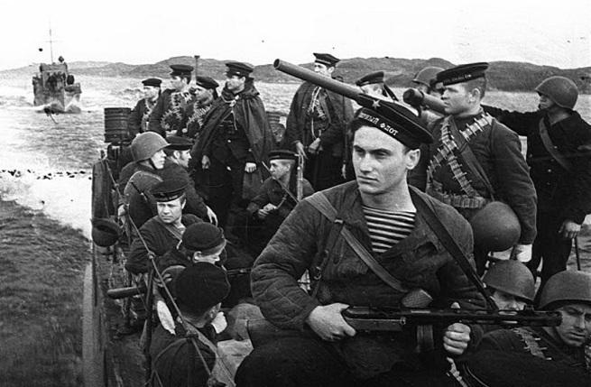 7 главных подвигов русской морской пехоты