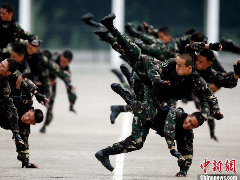 ССО НОАК. В чём особенности китайского спецназа