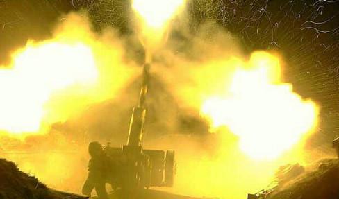 Ночная сводка. 13 декабря  К вечеру вторника на фронтах Донбасса наблюдается резкое обострение ситуации.