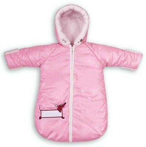 Шьем мешок-комбинезон для малышей