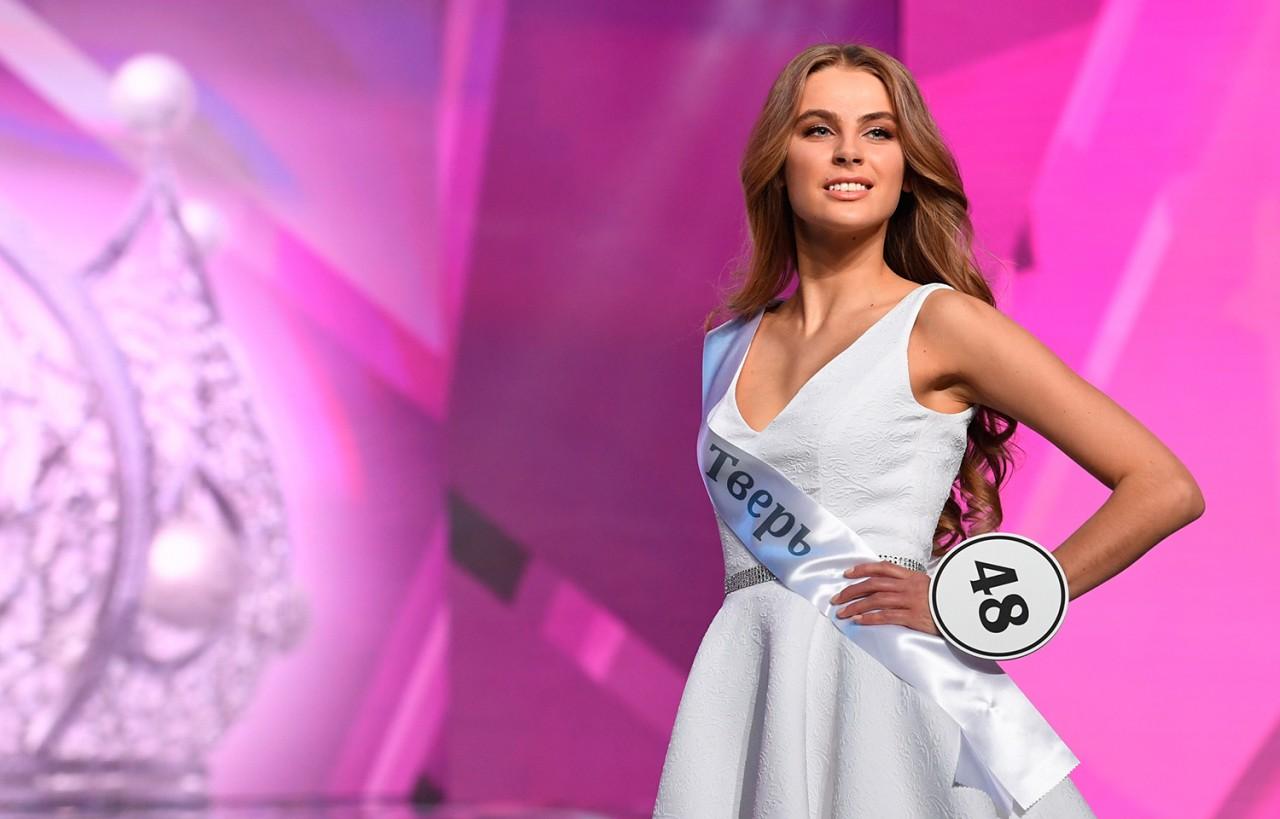 Самая красивая девушка России