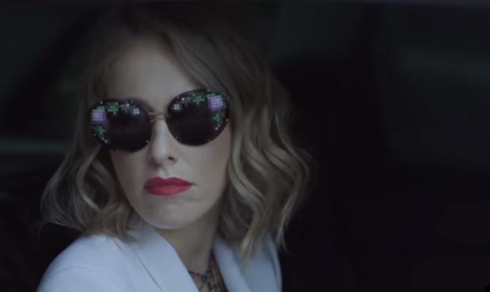 Ксения Собчак снялась в клипе «Ленинграда» в стиле Тарантино
